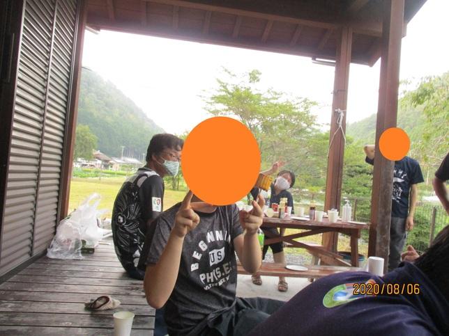 8月6,7日 虹色DAYSサマーキャンプIN 美濃白川