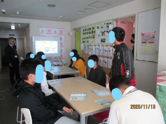 スマホ・ケータイ安全教室